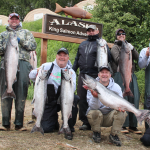 The Latest Magazine Article on Alaska King Salmon Adventures