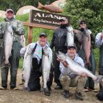 The Latest Magazine Article on Alaska King Salmon Adventures