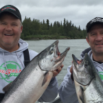 King Salmon Fishing On The Nushagak River